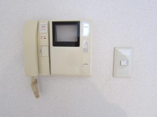 アーネット西船橋 807号室のセキュリティ