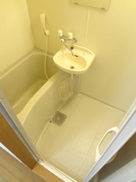 アーネット西船橋 807号室の風呂
