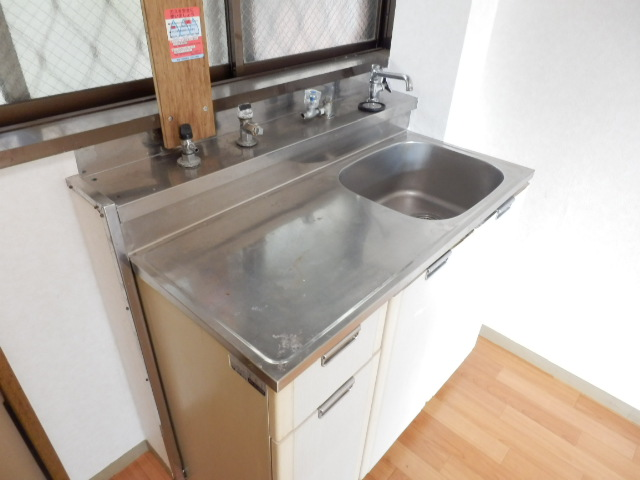 シティハイムファースト 206号室のキッチン