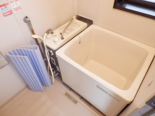 シティハイムファースト 206号室の風呂