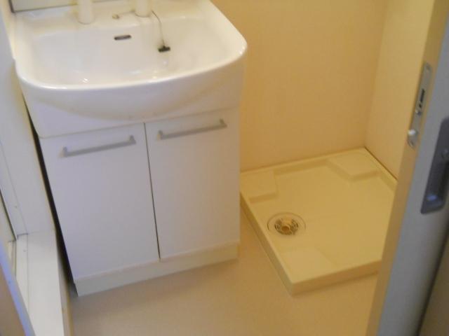 フォルスⅧ 102号室の洗面所