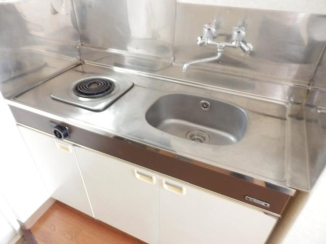 ピア6 608号室のキッチン