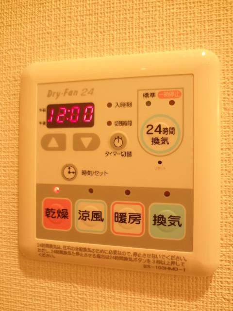 CK西船橋 502号室の設備