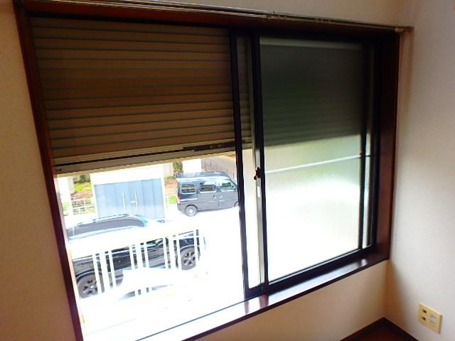 ドールハウス B201号室のセキュリティ