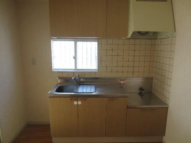 フレグランス南大野B 201号室のキッチン