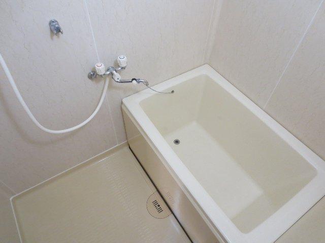 フレグランス南大野B 201号室の風呂