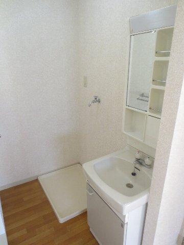 フレグランス南大野B 201号室の洗面所
