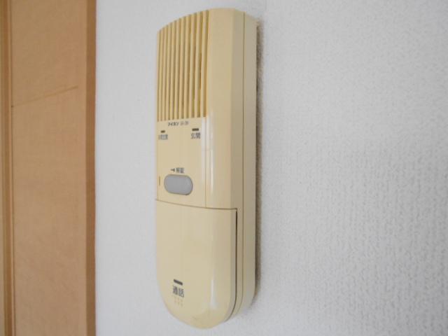 ドリーム・オーノ 101号室のセキュリティ