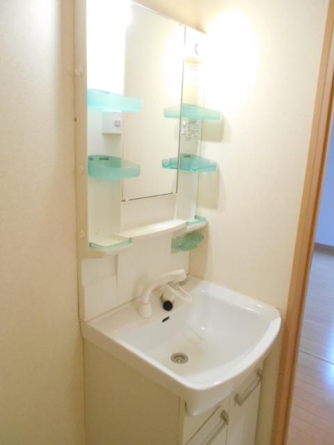 ドリーム・オーノ 101号室の洗面所