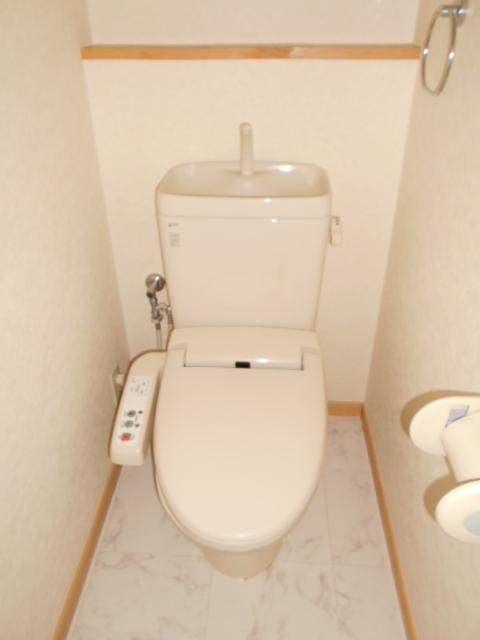 ドリーム・オーノ 101号室のトイレ