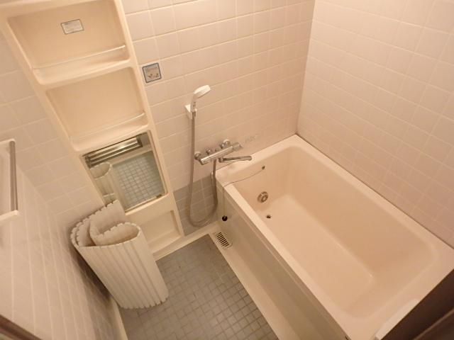T's garden 西船橋 206号室の風呂