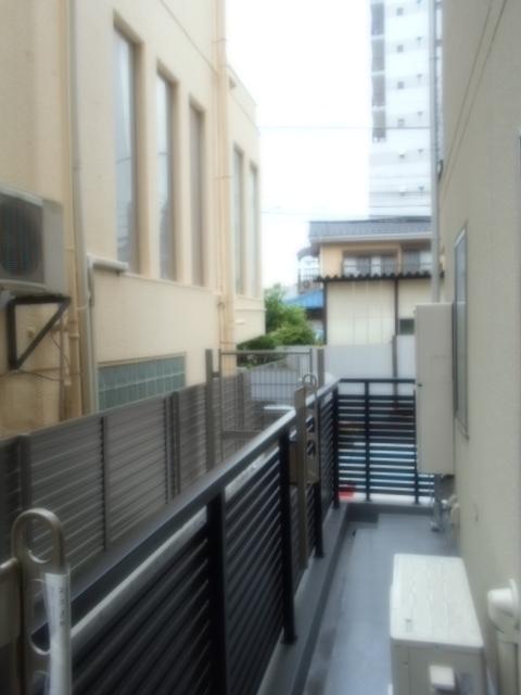 Parador Nishifunabashi 101号室のバルコニー