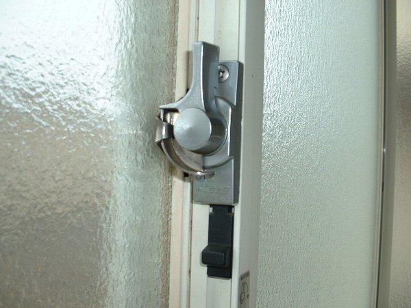 ロワール実籾 206号室のセキュリティ