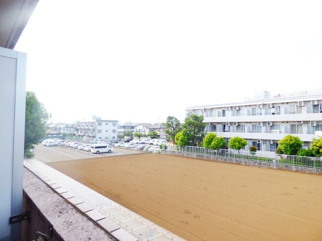 シティクレスト津田沼 209号室の景色