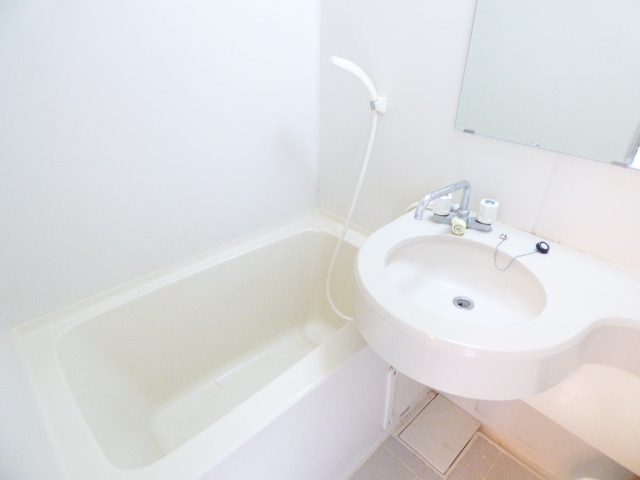 シティクレスト津田沼 209号室の風呂