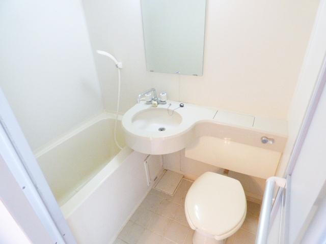 シティクレスト津田沼 209号室のトイレ
