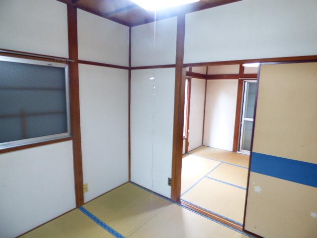大久保マンション 206号室の居室