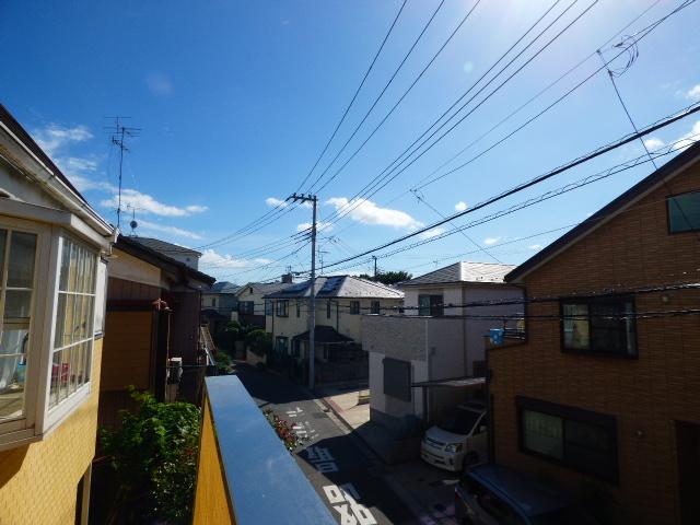 ジュネパレス津田沼第20 104号室の景色