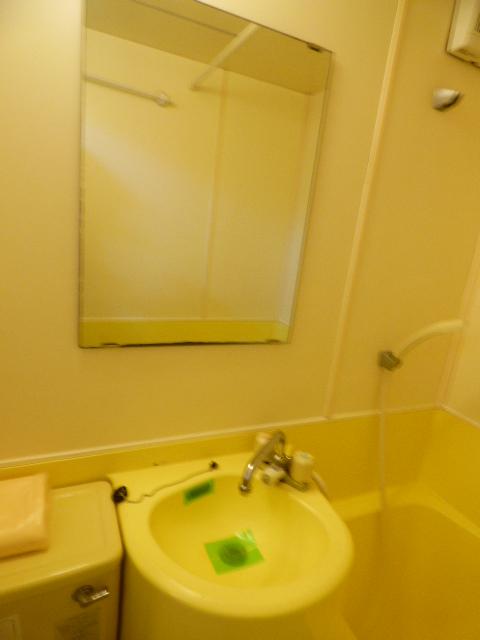 ジュネパレス津田沼第20 104号室の洗面所