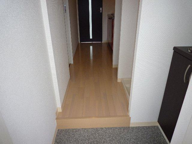 ミリアビタNO.11 207号室の玄関