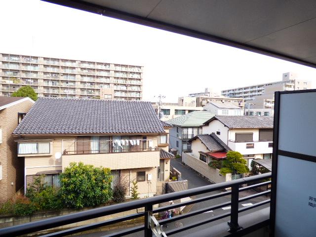 スマートガーデン津田沼 302号室の景色