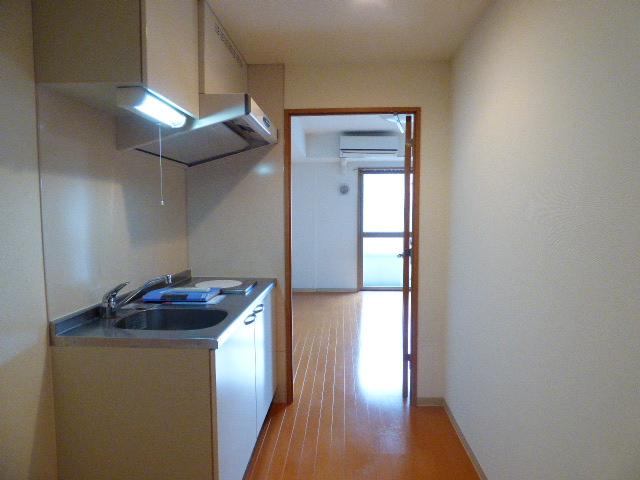 スマートガーデン津田沼 302号室のキッチン