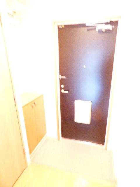 スマートガーデン津田沼 302号室の玄関