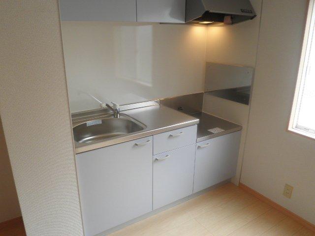 セントヒルズ津田沼1 101号室のキッチン