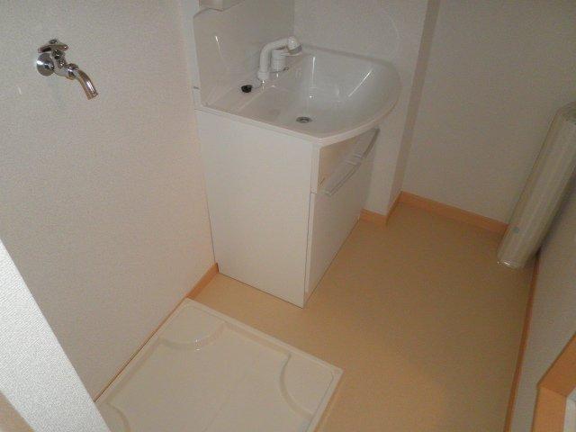 セントヒルズ津田沼1 101号室の洗面所
