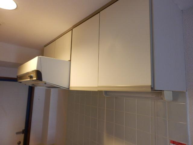 ヴィラ・パンテオン 302号室のキッチン