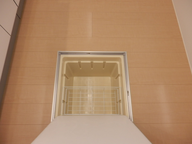 サンガーデン 101号室の収納