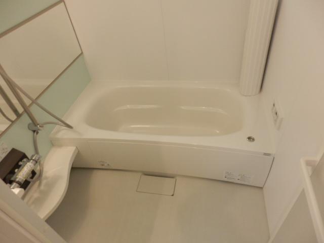 サンガーデン 101号室の風呂