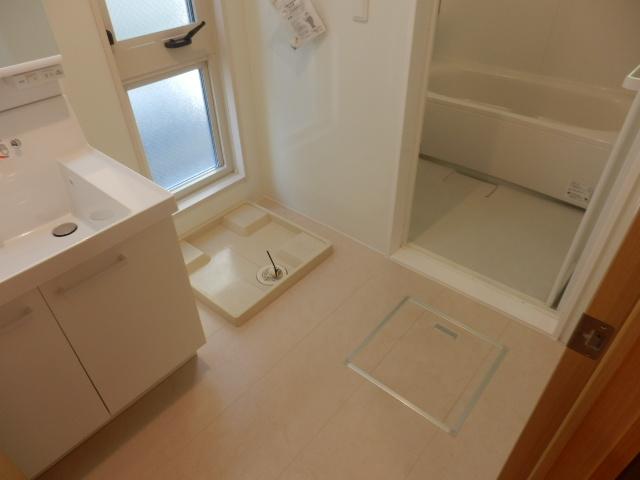 サンガーデン 101号室の洗面所