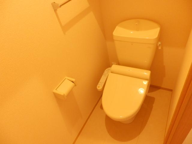 サンガーデン 101号室のトイレ