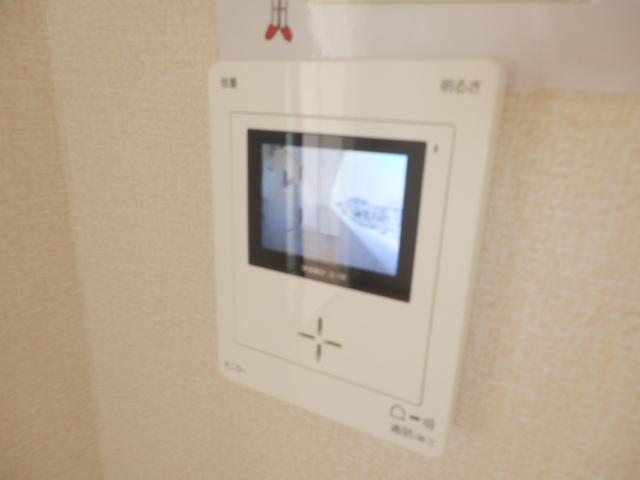 グレース田喜野井 Ⅱ番館 101号室のセキュリティ