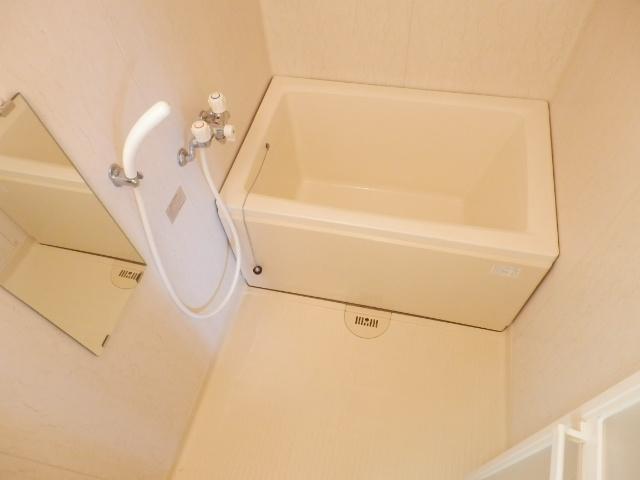 グレース田喜野井 Ⅱ番館 101号室の風呂