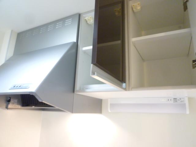 サンライズ津田沼Ⅲ 201号室のキッチン
