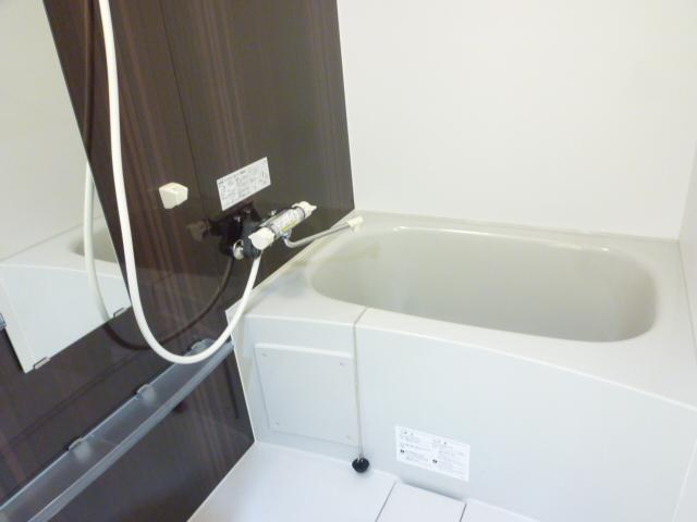 サンライズ津田沼Ⅲ 201号室の風呂