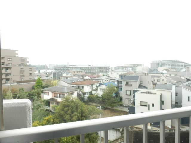 津田沼スカイハイツ 807号室の景色