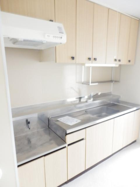 津田沼スカイハイツ 807号室のキッチン