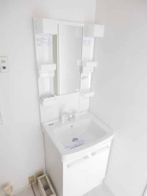 津田沼スカイハイツ 807号室の洗面所