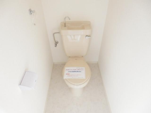 津田沼スカイハイツ 807号室のトイレ