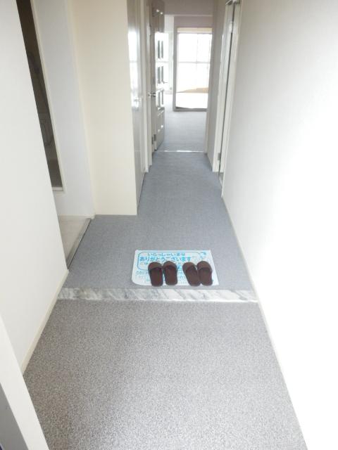 津田沼スカイハイツ 807号室の玄関