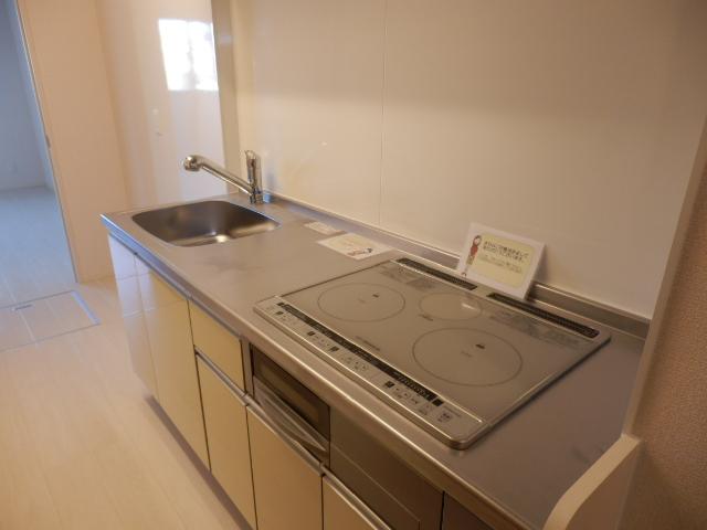 メルベーユ 101号室のキッチン