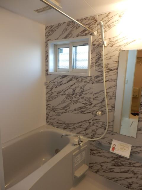メルベーユ 101号室の風呂