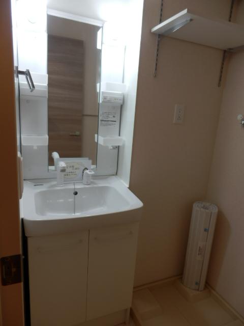 メルベーユ 101号室の洗面所