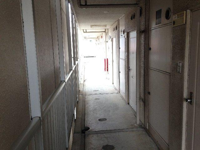 トラストビラ住吉 304号室のその他共有