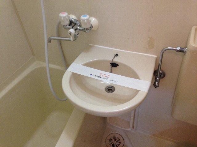 トラストビラ住吉 304号室の洗面所