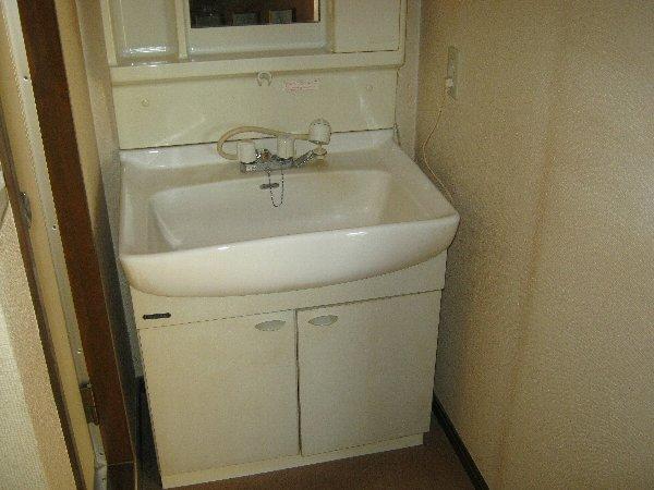 エルム日吉 102号室の洗面所