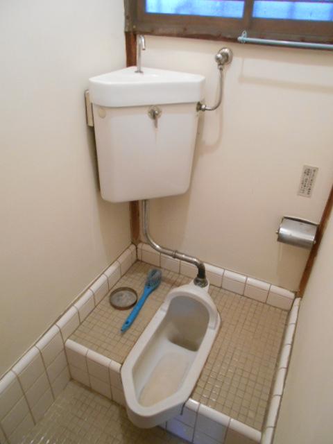 メゾンチェルシー 202号室のトイレ